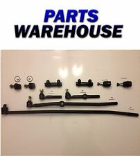 10Pc New Suspension Kit For Ram 1500 4WD Ram 2500 Upper & Lower Ball Joints