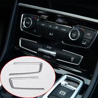 Chrome For BMW 2 Series F45 F46 2015-2018 Mode Button Frame Cover Trim