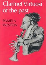 WESTON VIRTUOSI OF THE PAST Clarinet