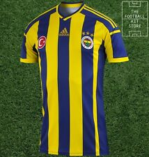 Fenerbahce Home Shirt - adidas Mens Football Jersey - All Sizes