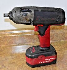 """Snap On 18v Lithium-Ion 1/2"""" Impact Wrench Pre-owned Free Shipping"""