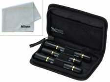 Nikon ND Lens Pen Filterklear MicroPRO Cleaning Kit w/ Cloth Limited Japan
