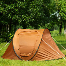 2-3 Person Camping Tent Automatic Pop Up Quick Shelter Outdoor Hiking Waterproof