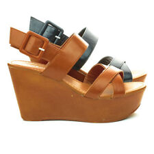 c6642c948a1 Bamboo Women s Wedge Heels for sale