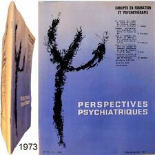 Psychiatric perspectives 1973 nº 41 groups in training and psychotherapy