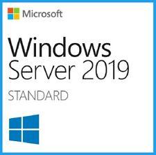 Windows Server 2019 Standard | 16 Core + 50 usr CAL | Retail | x64 | Install ISO
