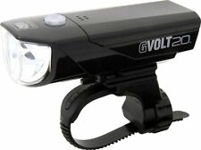 Cateye Beleuchtung GVolt 20 HL-EL350G, Frontlicht, Fahrradlicht, Akkuleuchte
