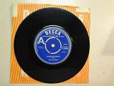"""ZOMBIES:Is This The Dream-Don't Go Away-U.K.7"""" 65 Decca Record F.12296 Mono Demo"""