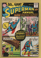80 Page Giant #1 DC Comics 1964 (Superman Annual) FN