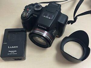 Panasonic LUMIX DMC-FZ45 14.1MP Digital Camera - Black