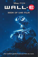 Pixar, Disney WallE Book of the Film, Paperback, Very Good Book
