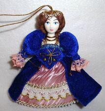 Beautiful Russian Doll ~ Christmas Ornament ~ NEW ~ N/R