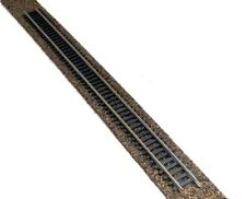 Javis JTRACKN Mixed Colour Cork Track Underlay 10 x 500mm Lengths N Gauge T48