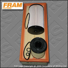 KIT di servizio SKODA OCTAVIA (1Z) 1.6 TDI FRAM olio aria filtri di carburante (2009-2013)