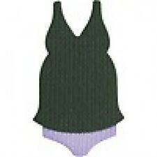 "Quickutz ""RS-0666"" Singlekutz Die ""Maternity swimsuit"""