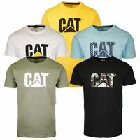 Caterpillar Men's Official Trademark S/S T-Shirt (S02)