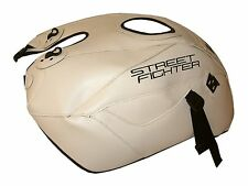DUCATI STREETFIGHTER 1099 >2009 MOTORCYCLE TANK PROTECTOR BRA COVER TOPSELLERIE