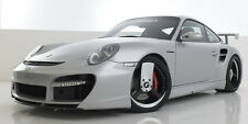 Porsche 997 Turbo GT Street TA Front Bumper with ducting & valance