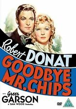 GOODBYE MR CHIPS (ROBERT DONAT) - DVD - REGION 2 UK