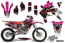 AMR Racing Honda CRF450X # Graphic Kit Dirt Bike Decals Sticker Wrap 05-16 FRNZY