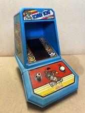 Coleco Vintage Donkey Kong Table Top MIni Arcade, working, 1981 Nintendo