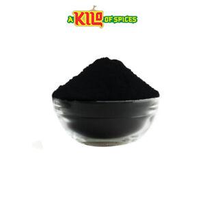 Activated Coconut Charcoal Powder Food Grade Premium Free UK P&P 100g - 10kg
