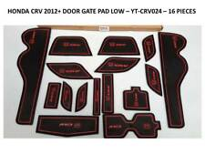 HONDA CRV 2012 - 2015 INTERIOR DASHBOARD MAT GATE PAD TRIM SET