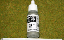 Vallejo Model Color GREEN GREY Acrylic Paint 70886