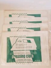 Lot of 4 Pressing Cloth Stanley Home Product Fuller Brush - NEW