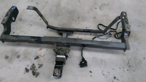Subaru forester SG tow bar 2003 - 2008