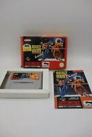 Best of The Best Championship Karate SUPER NINTENDO SNES PAL