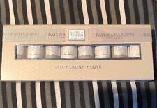 Baylis & Harding La Maison White Linen And Cassis Live Laugh Love Gift Set