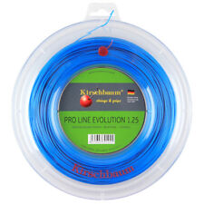 Kirschbaum Pro Line Evolution (Blue) 1.25mm/17 200m/660ft Tennis String Reel