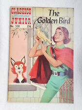 CLASSICS ILLUSTRATED JUNIOR N°530B 25 CENTS VO BE / GOOD