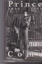 Prince-1958-1993 Come Music Cassette