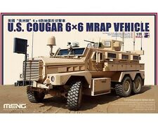 MENG US COUGAR 6X6 MRAP VEHICLE 1/35 COD.SS005