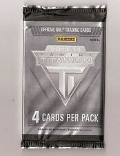 2013-14 PANINI TITANIUM HOCKEY FACTORY SEALED HOBBY PACK NEW