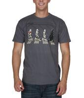 Star Wars Deathstar Abbey Road T-Shirt