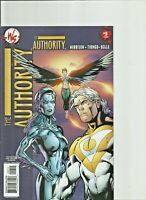 The Authority Lot of 5 issues #9-#13 Midnighter Apollo Wildstorm Comics