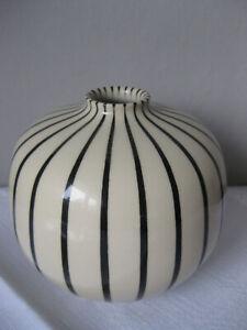 Hedwig Bollhagen Vase Kollektion Ritz Vase 307 Dekor 333