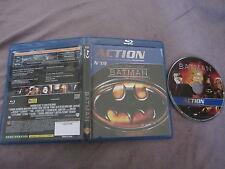 Batman de Tim Burton avec Michael Keaton, Blu-Ray, Action