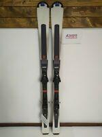 Salomon XDR Focus R 155 cm Ski + BRAND NEW Salomon 10 Bindings Winter Fun Snow