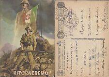 POSTA MILITARE in Franchigia 1942 da PM 52 a Rioveggio (C1)
