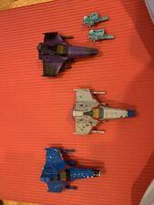 transformer siege lot netflex seekers starscream,thundercraker, skywarp(hotlink)