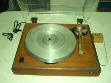 Acoustic Research ES-1 Turntable w/ AudioQuest PT-5 Tone arm in GREAT COND!