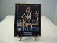 Alonzo Mourning 8 x 10 Autographed Photo with Plaque Frame PRICE REDUCED!!