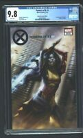 Powers of X 1 CGC 9.8 Unknown Comics Edition Variant Lucio Parrillo Cover