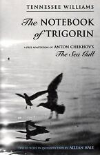 The Notebook of Trigorin : A Free Adaptation of Anton Chekov's The Sea Gull...
