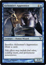 Alchemist's Apprentice X4 Magic the Gathering Avacyn Restored Set NM-M Condition