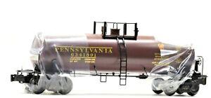 Vintage K-Line Pennsylvania Aluminum Classic Tank Car Tucson in Original Box